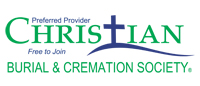 Christians Burial and Cremation Society. Preferred Provider